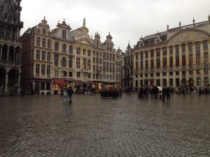 The Grand Place - Brussels