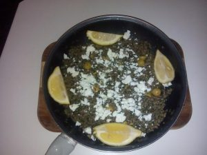 Greek Beef and Spinach
