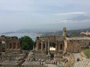 Roman Theatre - Taormina