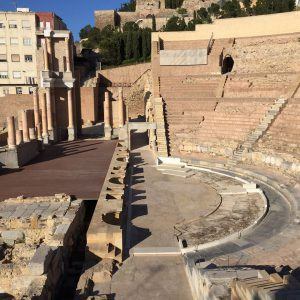 Roman Theatre - Cartagena