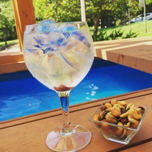Cocktail-Piscina