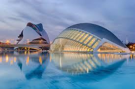 Valencia - City of Arts and Sciences