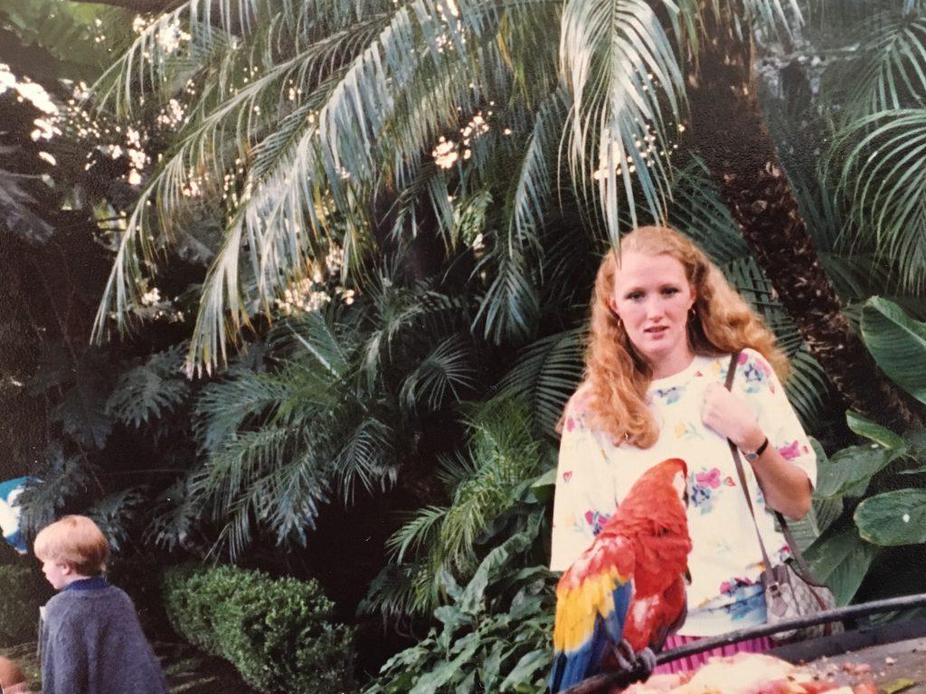 Susan in Mexico